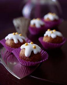Zimt-Mandel-Kugeln - Süße Geschenke aus der Küche: Schokolade, Pralinen & Co. - [LIVING AT HOME]