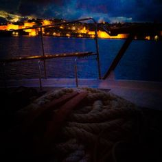 Beautiful Mediterranean evening