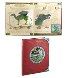 Dragonology book - this really stoked my love of dragons.