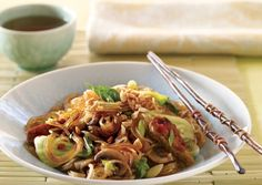Chile-Lime Glass Noodles