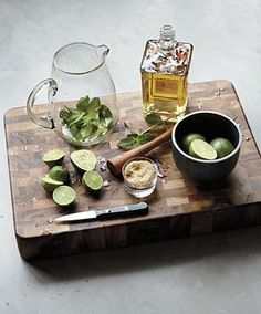 Garcia Pitcher and that cutting board, I'll be prepping drinks there for sure. #oakridgestyleheist