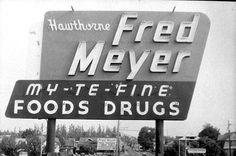 Hawthorne Fred Meyer's