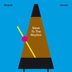 A Single Year: Jeden Tag ein Plattencover | PAGE online Grace Jones, Design Studio, Grafik Design, Cover, Side, Chart, Funny Things, Albums