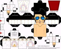 Elviscubee Template by CARL12.deviantart.com on @deviantART