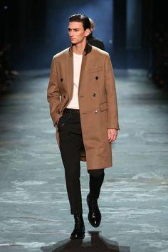 Berluti cashmere coat, £3,850