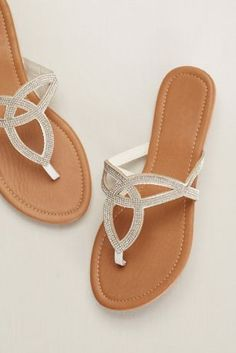 Complete your bridal look with the perfect wedding shoes at David's Bridal. Our bridal shoes include wedding & bridesmaid shoes in various styles & colors. Bridal Shoes Wedges, Wedge Shoes, Bridesmaids Heels, Bridesmaid Dresses, Davids Bridal Shoes, Dress Clothes For Women, Ladies Dresses, White Wedding Shoes, Sandals Outfit