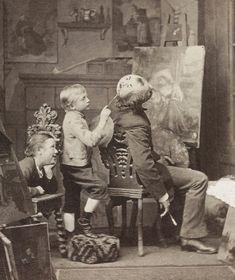 Foto na História: As belíssimas fotos anônimas I