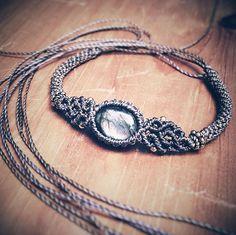 #blacelet #jewellery #stone #labradorite #purplelabradorite #macrame #macramejewelry #healing #new #boho #natural #autum #macramebracelet #handmade #handmadejewelry #天然石 #ハンドメイド #ハンドメイドアクセサリー #ブレスレット #ラブラドライト #ヒーリング