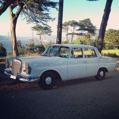 1965 Mercedes Benz 220s Fintail