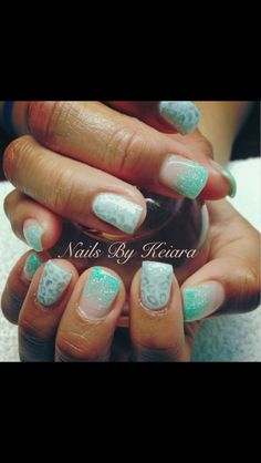 Gel Nails  Nails By Keiara  Like my Facebook Page https://www.facebook.com/NailsByKeiara