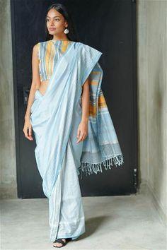 Time To Upgrade Your Formal Wear Sarees! Indian Attire, Indian Outfits, Formal Saree, Modern Saree, Stylish Sarees, Saree Look, Elegant Saree, Fashion Marketing, Indian Fashion