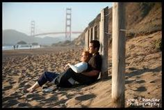 baker beach engagement pictures - Google Search