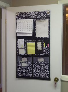 Wall Organizers For Home wall organizer - how to use it for holiday organizing and planning