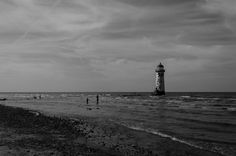 Point of Ayr Lighthouse by Matthew Robinson on 500px