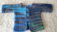 Lindevrouwsweb: Haakpatroon Babyvestje Baby Boy Crochet Blanket, Crochet Baby, Boys Summer Outfits, Kids Outfits, Baby Patterns, Crochet Patterns, Baby Boy Baptism, Baby Vest, Crochet For Boys