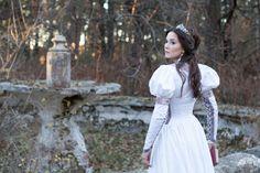 SCONTO Abito da sposa trovato principessa Abito