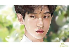 randki sam koreański show chanyeol