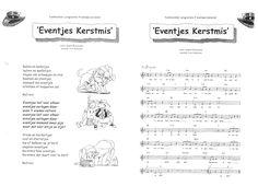 Liedmachien Eventjes Kerstmis voor