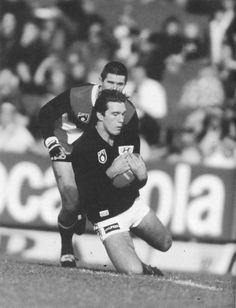 SOS - The greatest full back ever. Carlton Football Club, Kelly's Heroes, Challenge Cup, Baggers, Go Blue, Blues, Navy, Hale Navy, Navy Blue