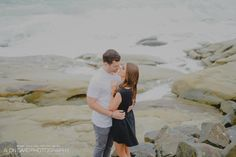 Wind and Sea La Jolla Engagement Session Engagement Session Photo by Alon David Photography San Diego Top Wedding Photography Studio Beach Engagement, Engagement Session, Engagement Photography, Wedding Photography, Cabo San Lucas Mexico, San Diego Beach, Destination Wedding, Sea, Couple Photos