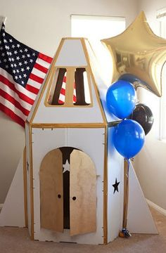 20 Awesome Ideas for a Space or Astronaut Party!