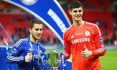Berita Bola terpercaya I Superbet 393 I Portal Taruhan Judi Online Indonesia: Cara Chelsea Pertahankan Eden Hazard dan Thibaut C...
