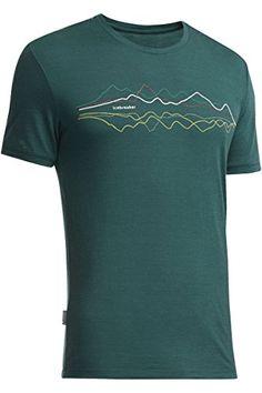 8a0834604 Ein angenehm zu tragendes Funktions-T-Shirt aus superfeinem 150 g/qm Merino