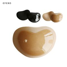98e6ab55a 1Pair Sexy Silicone Breast Petals Nipple Cover Stickers Invisible Bra  Pasties Pad Push Up Stick On