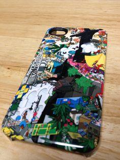 iPhoneカバー。福岡限定版。