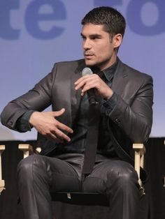 "D.J. Cotrona at ""From Dusk Till Dawn: The Series"" Pilot Photo Op and Q&A - 2014 SXSW Music, Film + Interactive Festival"