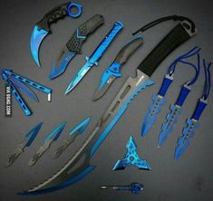 The more skills you discover, the more self reliant you are and the greater your opportunities for survival ended up being. Here we are going to discuss some standard survival skills and teach you the. Armas Ninja, Swords And Daggers, Knives And Swords, Survival Knife, Survival Gear, Cool Knives, Pretty Knives, Fantasy Weapons, Firearms
