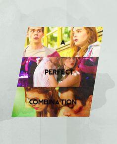 Teen Wolf - Stiles & Lydia