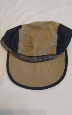 80124f4a0d8 PHILMONT HAT TAN BLACK ADJ BALL CAP EC BY BISON DESIGNS MADE N COLORADA  NICE  fashion  clothing  shoes  accessories  mensaccessories  hats (ebay  link)