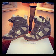 Cheap Isabel Marant Sneaker ... Christmas Deals