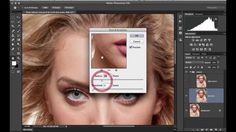 Skin retouching Photoshop tutorial part 1: Frequency Separation