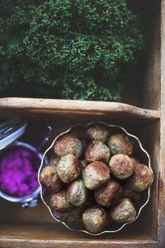 Min gröna dröm & receptet på årets vegetariska julköttbullar | Det gröna skafferiet