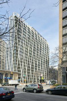Bldg at 170 Amsterdam in New York by Handel Architects
