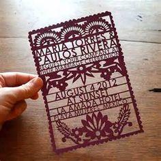 Unconventional Wedding Invitation Ideas