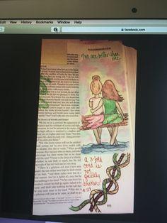 Ecclesiastes Bible Art Journaling Caro Diario File System
