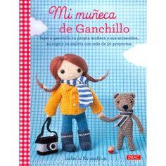 Mi Muñeca de Ganchillo. Isabelle Kessedjian.