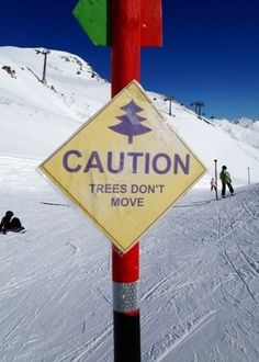 Love skiing, this made me laugh:)
