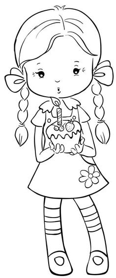 632 Best Drawing Of People Images In 2019 Coloring Pages For Kids