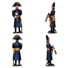"""General Jean-Bartholomé de Sorbier (colección Hachette """"Mariscales del Imperio"""") - Subido desde www.elgrancapitan.org"""