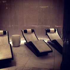 Relaxation area at Espalife at Corinthia, Corinthia Hotel London