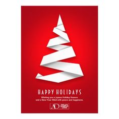business christmas cards corporate holiday card - Business Christmas Cards