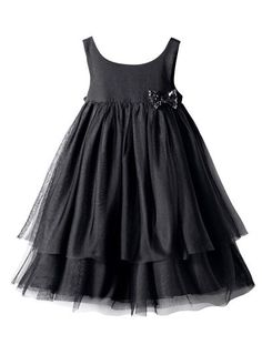 Baby Girl Party Wear With Braces Black is the most attractive color and it has its own charm when it comes to party dresses that prominent in all colors. Get this beautiful dress 👗 for your baby princess 👸 because it's party time. Little Dresses, Little Girl Dresses, Cute Dresses, Girls Dresses, Party Dresses, Little Girl Fashion, Kids Fashion, Girls Party Wear, Kids Frocks Design