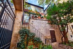 The onetime studio of the French artist Balthus in Paris's Saint-Germain-des-Prés area is listing for roughly $9 million, according to listing agent Xavier Attal.