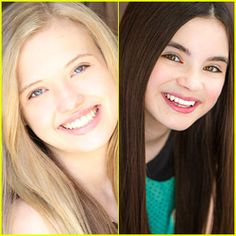 Congrats to Lauren Taylor and Landry Bender -- their show Best Friends Whenever, has been picked up by Disney Channel! ...