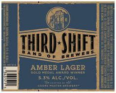 third shift beer - Google Search