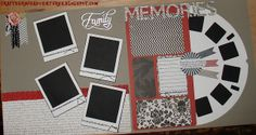 very cool--using cricut artiste and some close to my heart papers